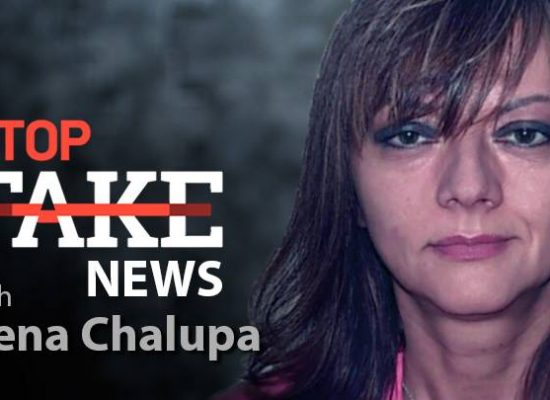 StopFakeNews #63 with Irena Chalupa