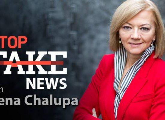 StopFakeNews #64. [ENG] with Irena Chalupa