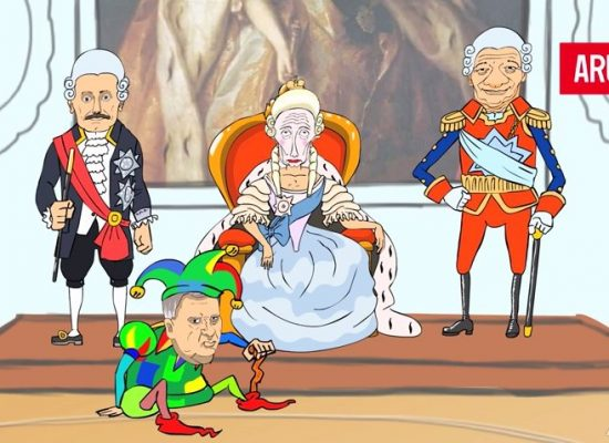 Время врать №25. Дальнобойщики у Путина