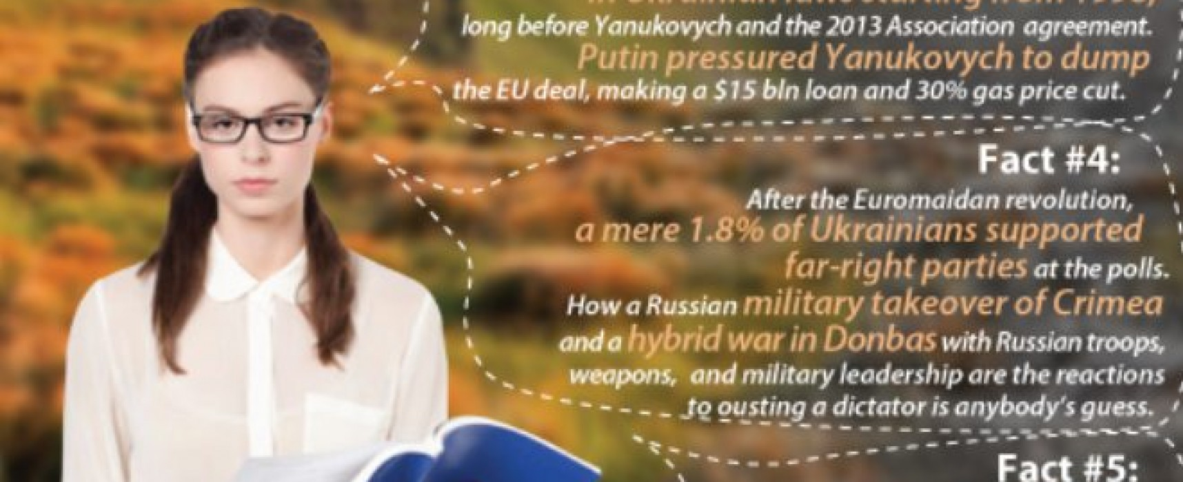 Know your refutations: 5 myths that are used to promote Russia's war in Ukraine
