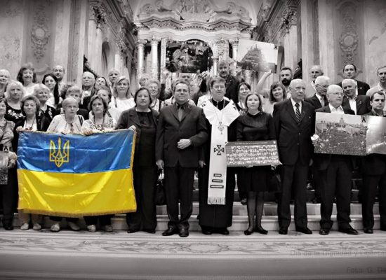 """Internacional Aniversario del Holodomor: """"la Gran Hambruna artificial en Ucrania del siglo XX"""""""