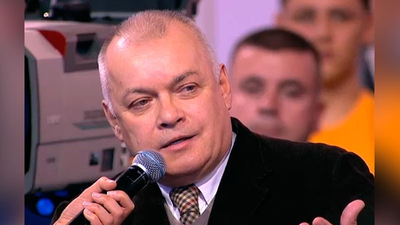 Dmitry Kiselyov. Photo by Kremlin.ru, April 17, 2014. CC 4.0.