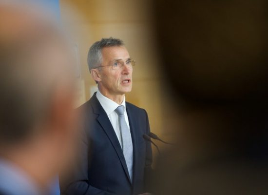 ​NATO chief Stoltenberg: Spotlight still on Ukraine, new hybrid warfare strategy to be crafted