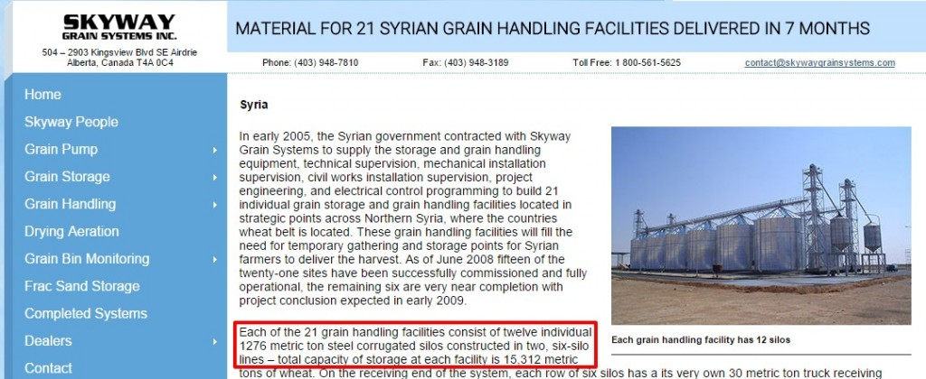 Скриншот www.skywaygrainsystems.com/