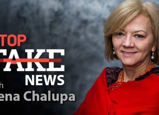 StopFakeNews #67 with Irena Chalupa