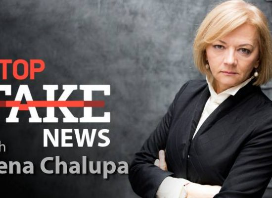 StopFakeNews #69 with Irena Chalupa