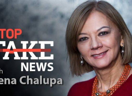 StopFakeNews #68. [ENG] with Irena Chalupa
