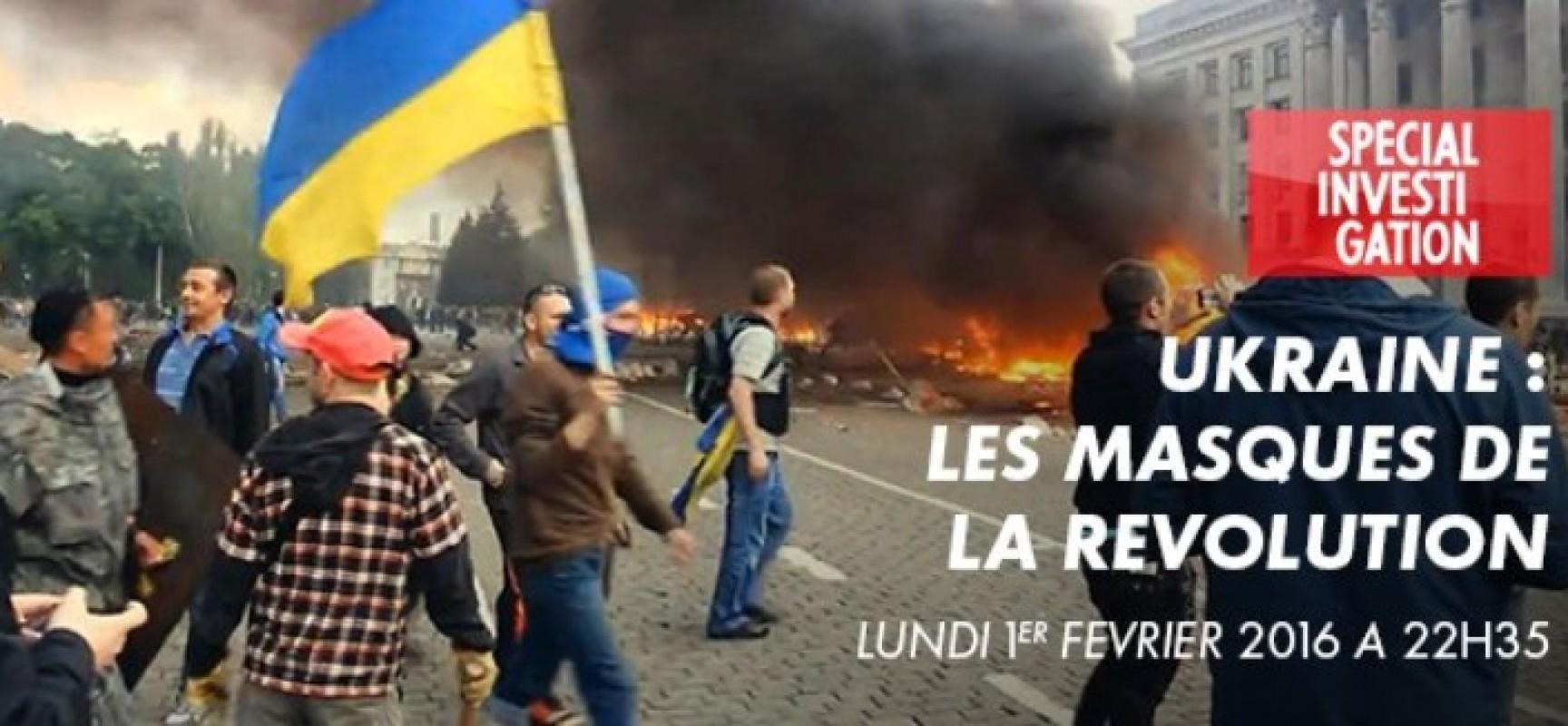 KhPG: Un réalisateur français met en forme le message de Poutine sur les « hordes fascistes » pour le public français