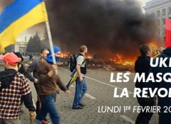 Libération. Blogue Comité Ukraine. Canal+ met en images le discours du Kremlin