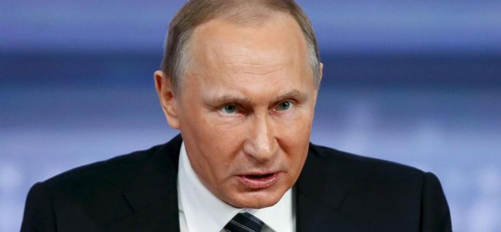 LE FIGARO: Rapport sur le meurtre de Litvinenko: le Kremlin dénonce une «blague»