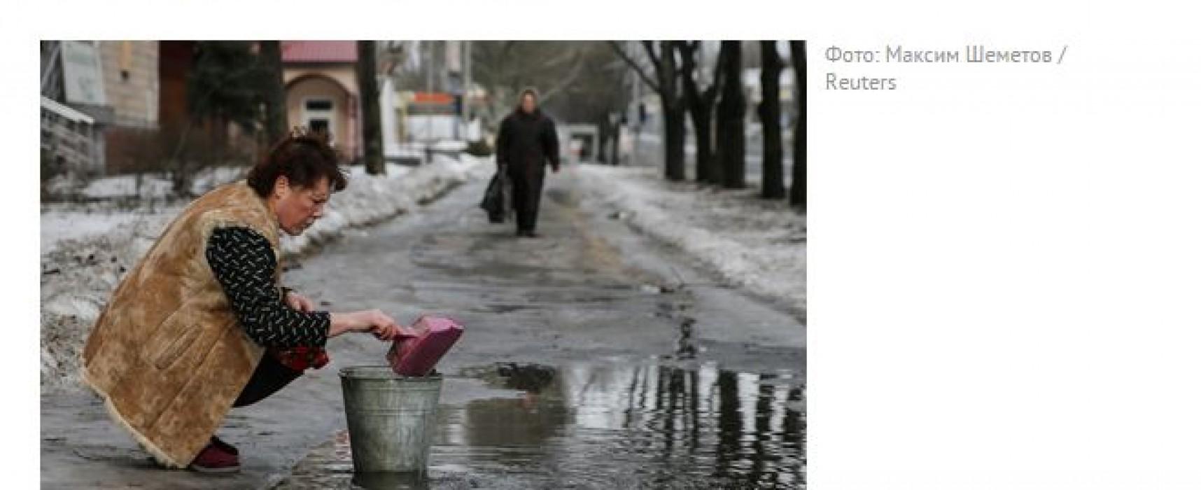 Фейк: Украина отключила ЛНР от водоснабжения