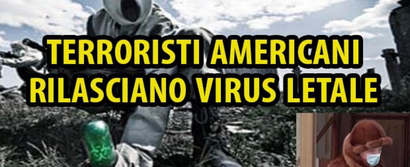 Fake : 20 soldati morti a causa di un misterioso virus
