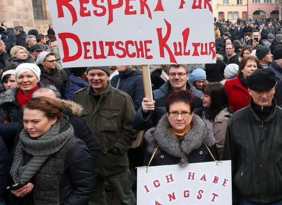 An alleged rape sparked tensions between Russia and Germany. Now police say it was fabricated