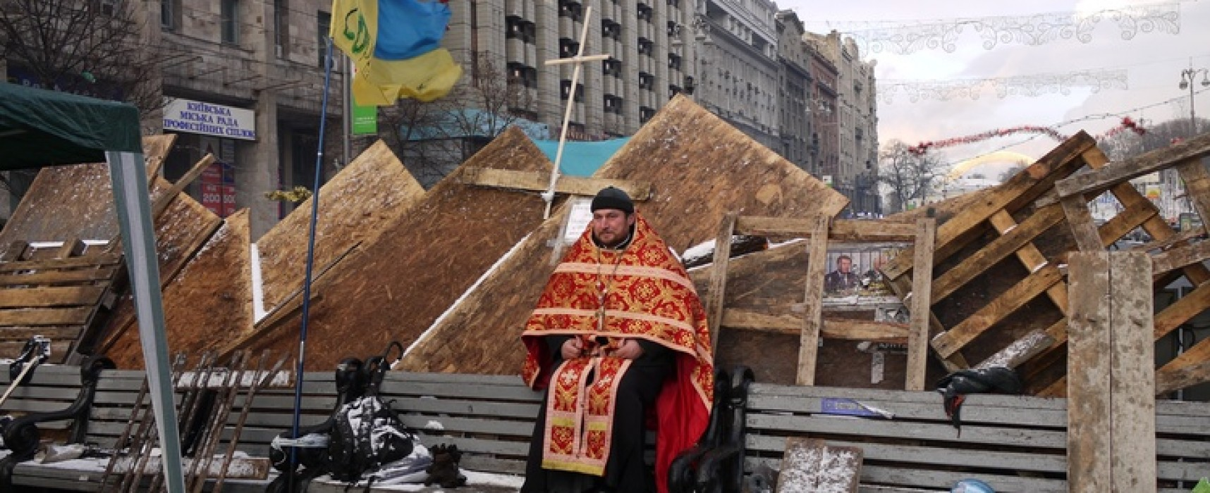 Comité Ukraine: Le Pape et le Patriarche Kirill se croisent à Cuba