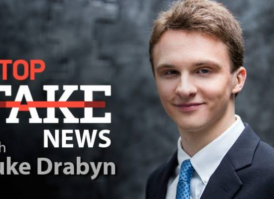 StopFakeNews #73 with Luke Drabyn