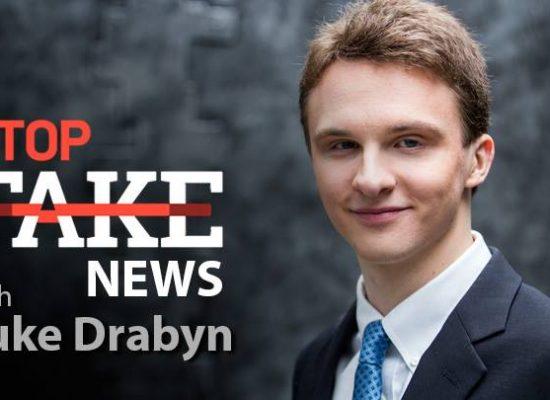StopFakeNews #73. [Engels] met Luke Drabyn