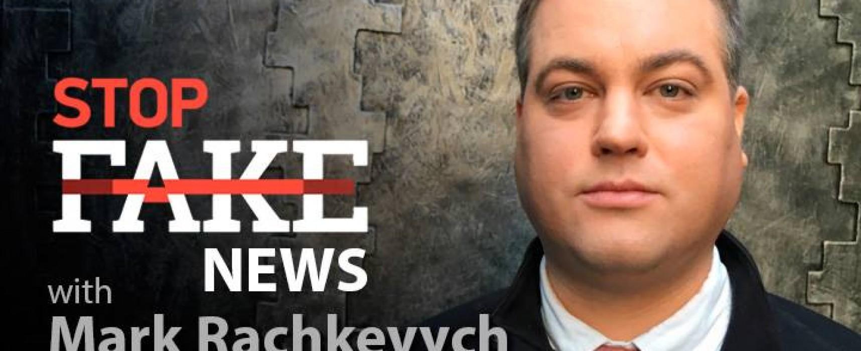 StopFakeNews #70. [Engels] met Mark Rachkevych