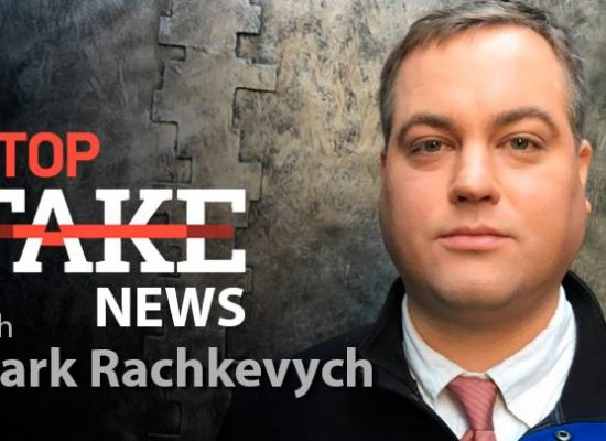 StopFakeNews #70 with Mark Rachkevych