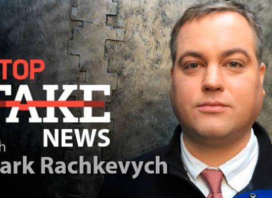 StopFakeNews #70. [ENG] with Mark Rachkevych
