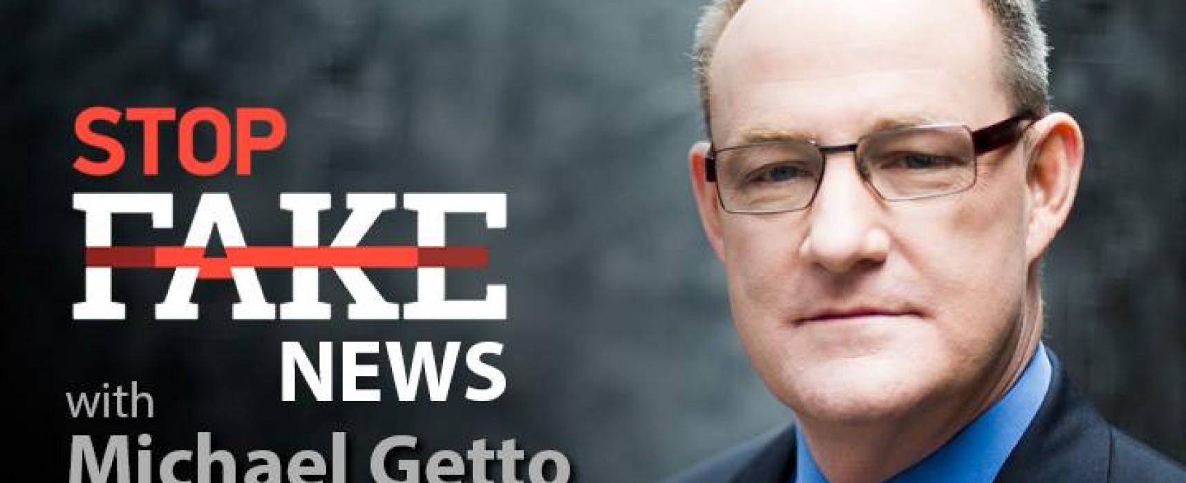StopFakeNews #71. [Engels] met Michael Getto