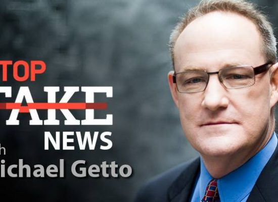 StopFakeNews #71 with Michael Getto