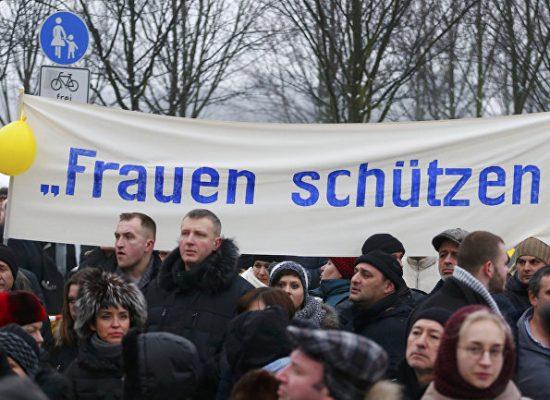 Немцы отказались вступать в «русский мир»