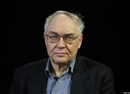 Лев Гудков: «12% не поддается телепропаганде»