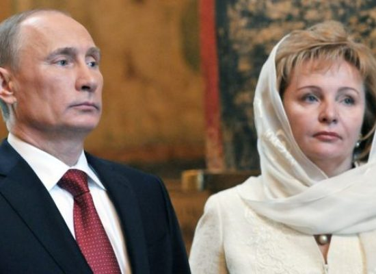 Russian media breaks Putin family taboo