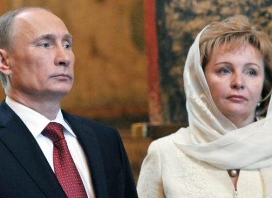 Russian media breaks Putin family taboo