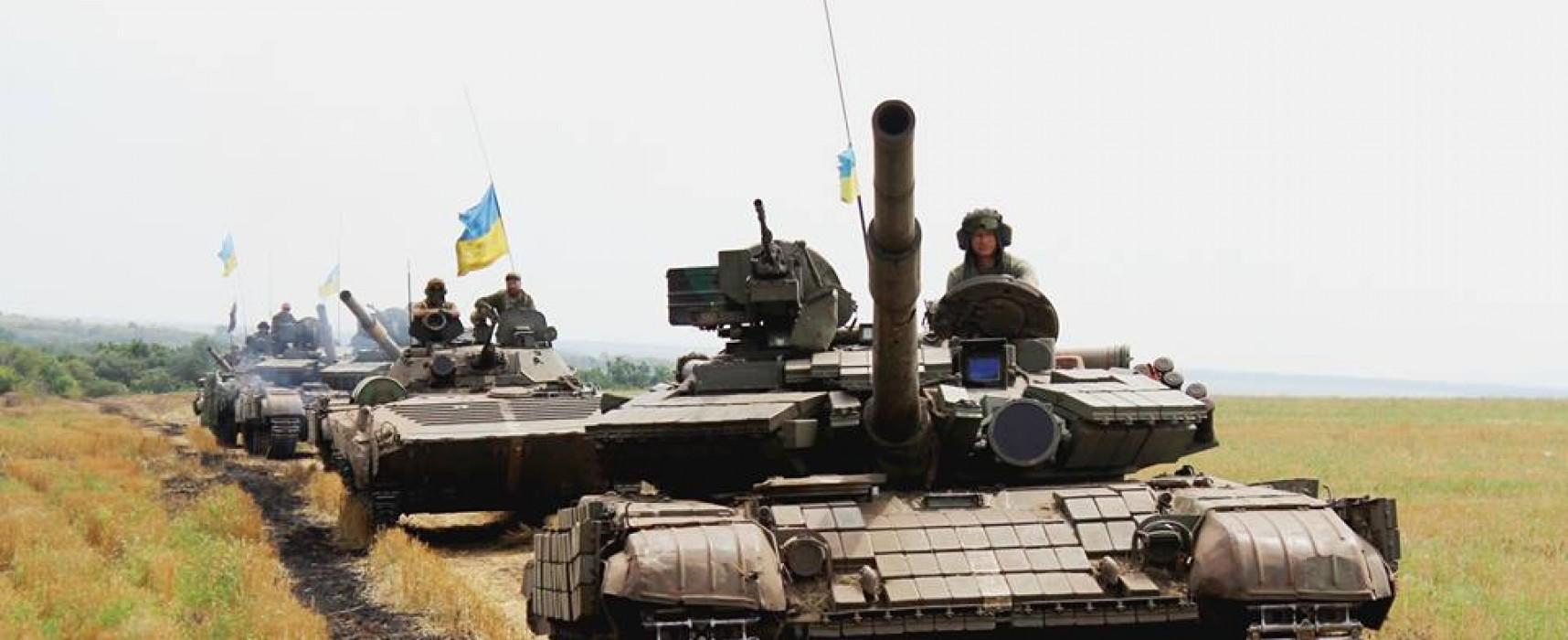 La guerra en Ucrania está de vuelta, ¿por qué nadie lo menciona?