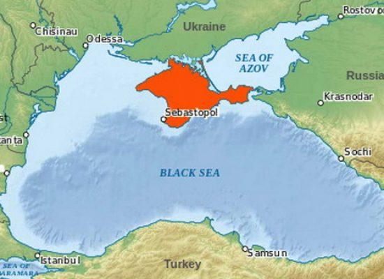 La Crimea diventerà una base militare russa nel deserto