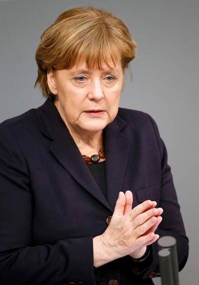 Ангела Меркел/снимка: Ройтерс