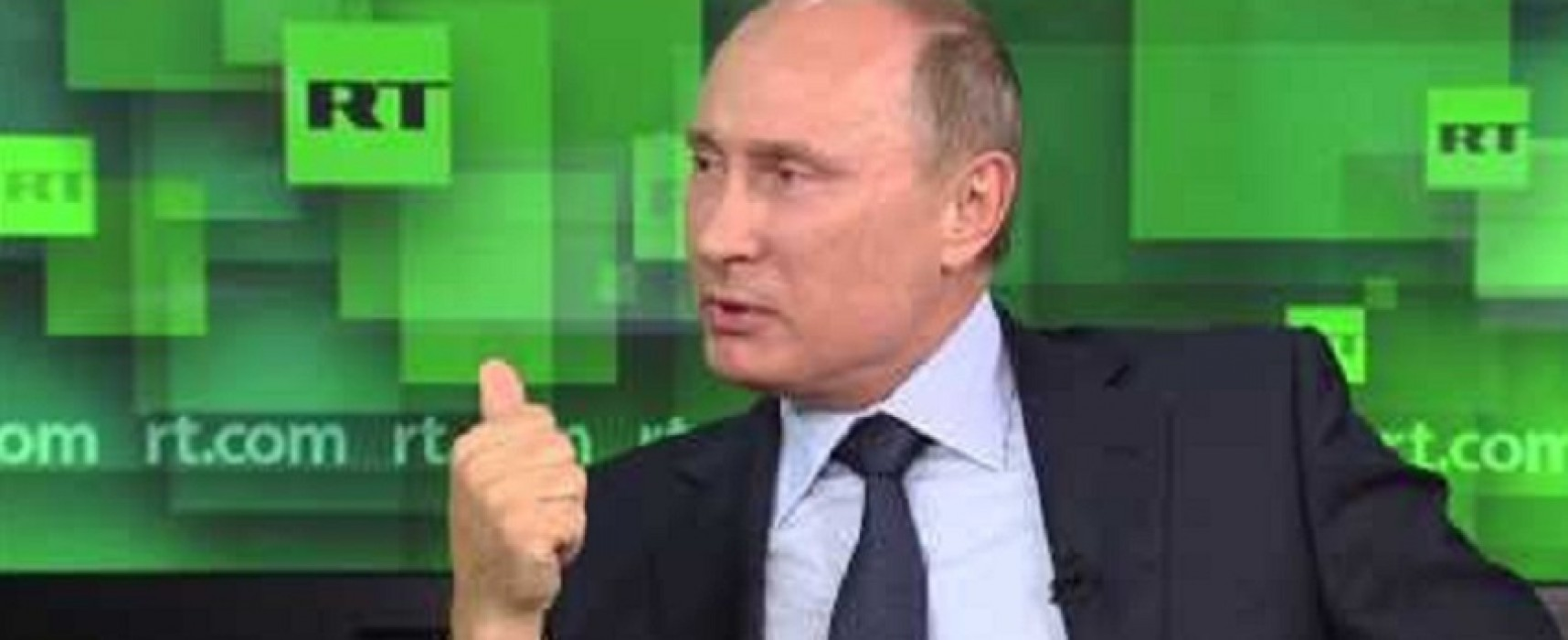 Putin propaganda picks up ex-Pentagon contractors