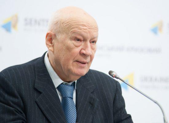 Volodymyr Gorbulin: La agresión rusa ha provocado la aparición de un nuevo sujeto, la nación ucraniana, mientras que su resistencia al agresor es una realidad civilizacional principalmente nueva