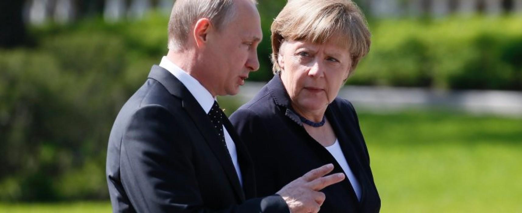 La guerra ibrida – la campagna russa contro la Germania