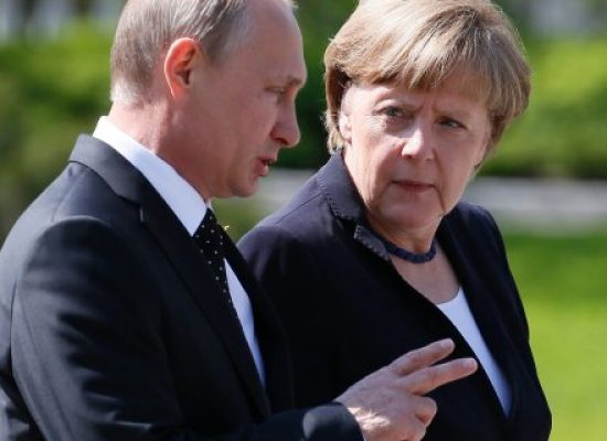 The Hybrid War: Russia's Propaganda Campaign Against Germany