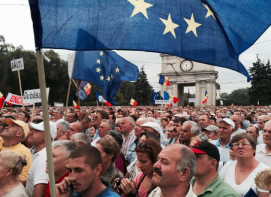 How international media failed Moldova's protesters