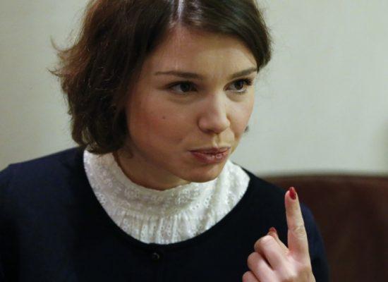 La hija de Boris Nemtsov: «Putin ha construido un país de delincuentes»