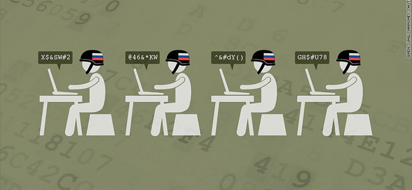 Il trolling come forma di propaganda online: il caso della Russia