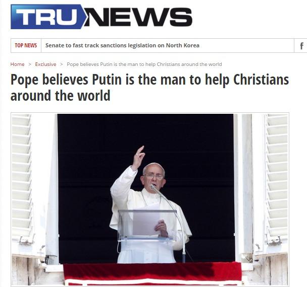 Website screenshot truenews.com