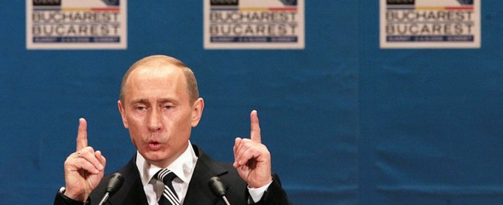 By matching Moscow's paranoia, the west plays into Putin's hands
