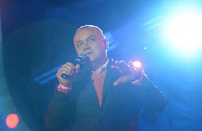 2493958 09/15/2014 Rossiya Segodnya Director General Dmitry Kiselev speaks at the Koktebel Jazz Party international festival. Grigoriy Sisoev/RIA Novosti