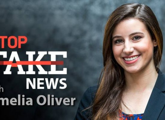 Noticias StopFake con Amelia Oliver (inglés) #75