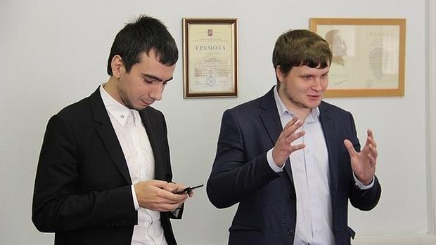 Foto de Kuznetsov y Stoliarov por ABC.es