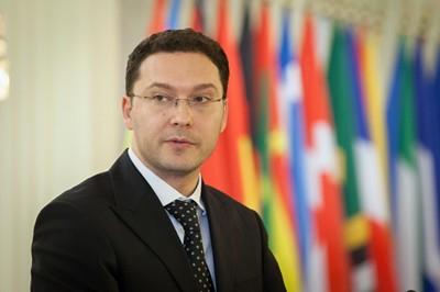 Даниел Митов, министър на външните работи на Република България