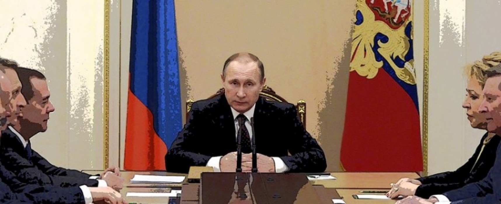 Putin's Radical Friends
