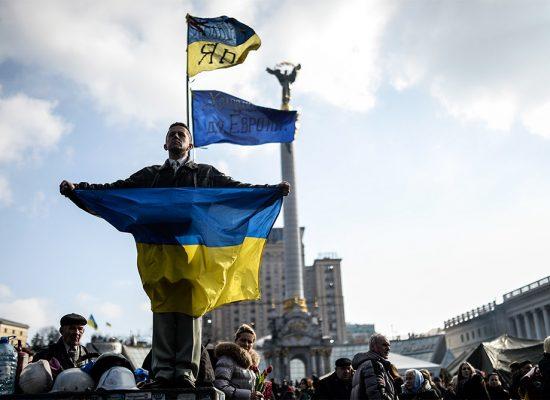 L'Ukraineentre le passé et l'avenir. Entretien avec l'historien Andrii Portnov
