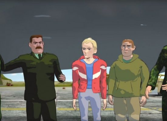 Russia's Paranoid Patriotism Gets a Cartoon Movie