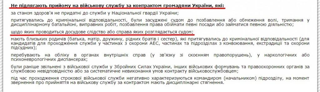Скриншот сайта ngu.gov.ua