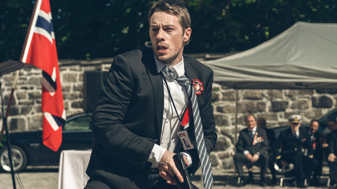 "Eldar Skar stars in the Norwegian drama ""Occupied"" | Aksel Jermstad/tv2"